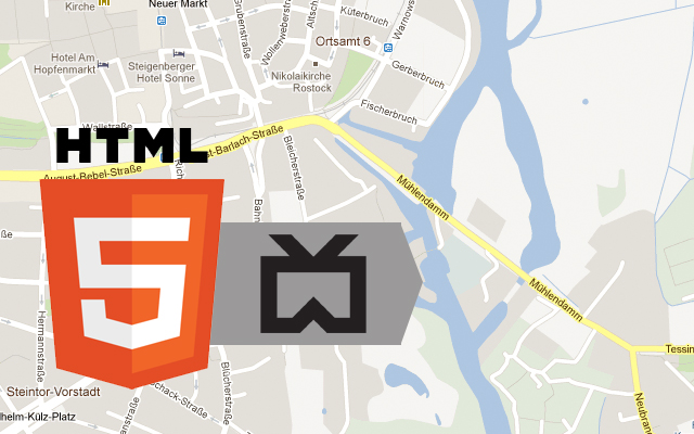 geolocation in html5